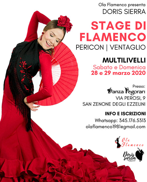 stage flamenco